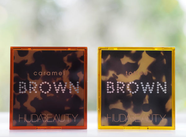 HUDA Beauty Brown Obsessions Palettes