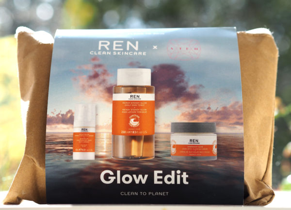 REN Skincare x Ateh Jewel Glow Edit