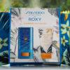 Shiseido x Roxy Summer On The Go Kit