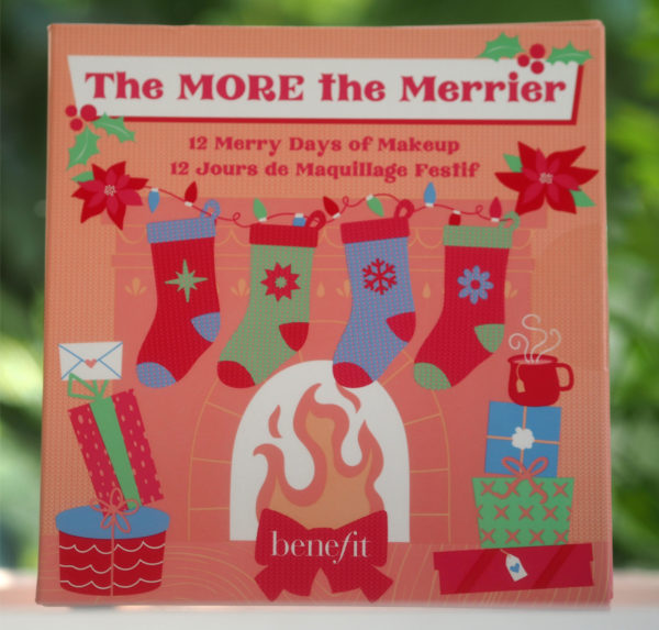 Benefit The More The Merrier 12 Days of Make Up